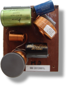 M8 filter transparant klein